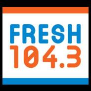 Fresh 104.3-Logo