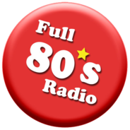 Full 80s Radio-Logo