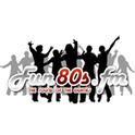 Fun80s.fm-Logo