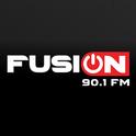 Fusión 90.1 FM-Logo