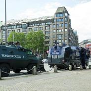 """Die """"Welcome to Hell""""-Demo führte zu einen der härtesten Straßenschlachten Deutschlands"""