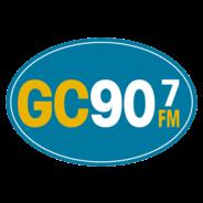 GC90.7 WKGC-Logo