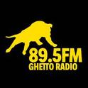 Ghetto Radio 89.5 FM-Logo
