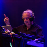 Giorgio Moroder trat 2015 noch mit einem DJ-Set auf dem Melt!-Festival auf