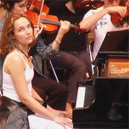 Die Pianistin Hélène Grimaud wird das Schleswig-Holstein Musik Festival 2021 einläuten