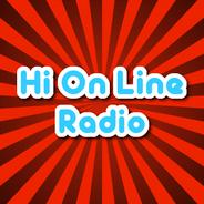 Hi On Line Radio-Logo