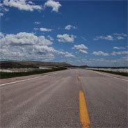 Die Straße der Freiheit und Hoffnung