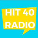 Hit 40 Radio-Logo