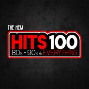 Hits 100-Logo