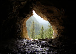 Das Geheimnis in der Kluterhöhle.