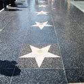 """Pussy Stanton träumt von einem Stern auf dem """"Walk of Fame"""", dem berühmten Hollywood-Boulevard"""