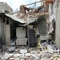 Was der Krieg anrichten kann, zeigen derweil Bilder aus Syrien. Theo Padnos versucht, den Irrsinn des Krieges zu erklären