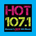HOT 107.1-Logo