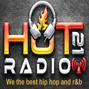 Hot 21 Radio-Logo