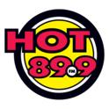 HOT 89.9 CIHT-Logo