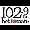 Hot Tomato 102.9 FM-Logo