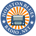 Houston Blues Radio-Logo