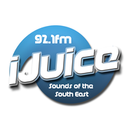 iJuice Radio 92.1-Logo