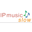 IP music SLOW-Logo