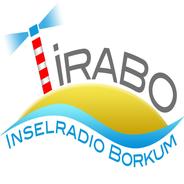 Radio IRABO - Inselradio Borkum-Logo