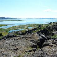 Islands Natur ist eine große Inspirationsquelle für außergewöhnliche Kompositionen