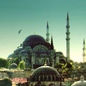 Der Roman spielt im Jahr 1951 in Istanbul