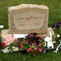 James Dean kam mit 24 Jahren bei einem Autounfall ums Leben