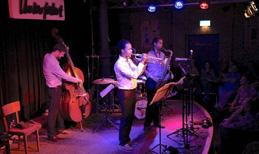 """Der Jazzclub """"Unterfahrt"""" in München kann auf eine lange Geschichte zurückblicken"""