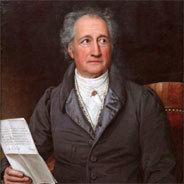 In 22 Teilen wird das Wesen Goethes in Gesprächen eruiert.