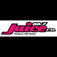 Juice FM 88.7-Logo
