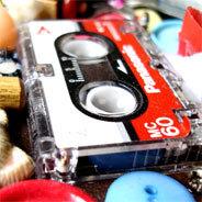Hatte ihr Comeback in den 90ern: Die Kassette