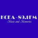 KCEA 89.1 FM-Logo