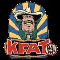 KFAT Radio-Logo
