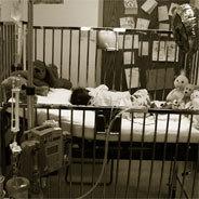 Arme Kinder sind von der Krise besonders betroffen.