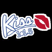 Kiss 101.5-Logo