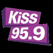 KiSS 95.9 CHFM-FM-Logo