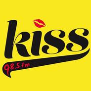 Kiss FM 98.5-Logo