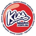 Kiss FM Australia-Logo
