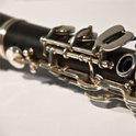 Mit seiner Klarinette spielte er sanften Jazz.