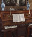 Chopin verdiente sein Geld als Klavierpädagoge.