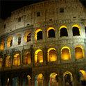 Bis nach Rom wanderte er.
