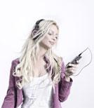 Lieblingskünstler und aktuelle Hits auf dem Handy, Tablet und Computer? Streamingdienste machen es möglich