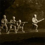 Krieg spielen ist durch Ego-Shooter um einiges realistischer geworden