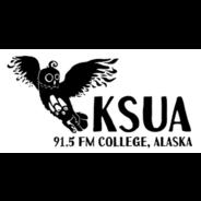 KSUA 91.5-Logo