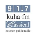 KUHA Classical 91.7-Logo