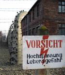 Auschwitz kann bis heute besichtigt werden, aber viele Zeitzeugen leben nicht mehr