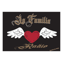 LaFamilia Radio-Logo