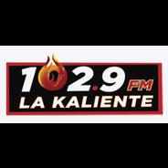 La Kaliente 102.9-Logo