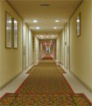 Im Hotel Savoy herrschen klare Hierarchien