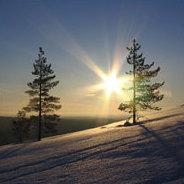 Finnlands Tage werden nicht immer so hell